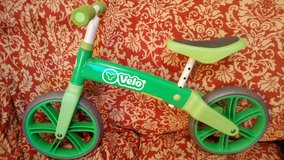 YVelo Balance Bike in Warner Robins, Georgia