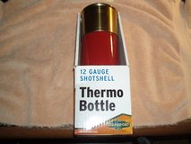 12 Gauge Shotshell Thermos Bottle in Oswego, Illinois