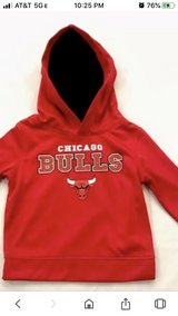 wanted - toddler bulls hoodie  4t in Joliet, Illinois