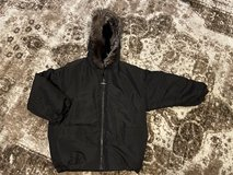 Women's size XL reversible beautiful warm coat in Naperville, Illinois