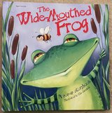 The Wide-Mouthed Frog Pop-Up Storybook in Okinawa, Japan