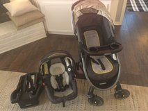 Grace Click Connect Travel System in Kingwood, Texas