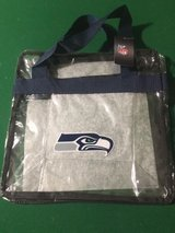 SEATTLE SEAHAWKS Stadium bag *** NEW *** in Fort Lewis, Washington