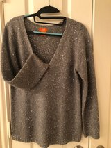 SILVER SWEATER in Houston, Texas