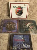 CHRISTMAS CD'S SET OF THREE in Kingwood, Texas