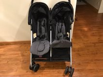 Double Wide Stroller in Fairchild AFB, Washington