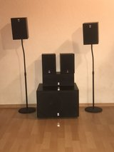 Cerwin Vega 5.1 Surround speakers in Wiesbaden, GE