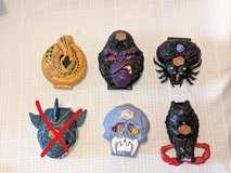 Mighty Max Doom Zones Playsets Lot vintage 1990s $20 ea / All $75 in Naperville, Illinois