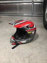 Dirt bike helmet in Travis AFB, California