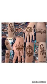 Hire Henna Artist for kids /Teen Birthday party in Kingwood, Texas