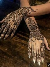 Hire Henna Artist for Kids /Teens Birthday party in Conroe, Texas