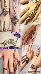Henna Body Art in Conroe, Texas