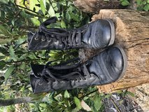 Black Boots in Okinawa, Japan