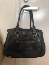 Authentic Coach Black Purse in Okinawa, Japan