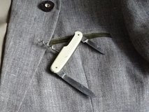 Gentleman Pocketknife Made in Germany  - good condition in Ramstein, Germany