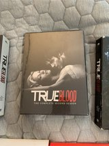 True Blood season Two unopened in The Woodlands, Texas