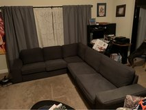3 pc sectional IKEA couch in Fort Leonard Wood, Missouri