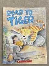 Read to Tiger in Okinawa, Japan