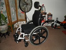"Quickie LXI Foldable Wheel Chair(16""x16"" seat) in Warner Robins, Georgia"