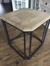 Pottery Barn Side Tables - Set in Naperville, Illinois