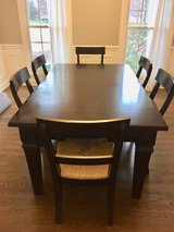 Pottery Barn Dining Table & chairs in Naperville, Illinois