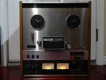 VINTAGE TEAC A-4300SX AUTOMATIC REVERSE REEL TO REEL TAPE DECK in Fairfield, California