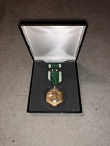 Navy Commendation Medal in Camp Pendleton, California