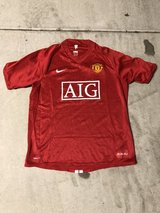 Official Manchester United Soccer Jersey in Camp Pendleton, California