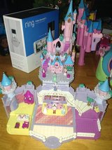 Polly Pocket Disney The Cinderella Castle Mini Tiny Collection in Joliet, Illinois