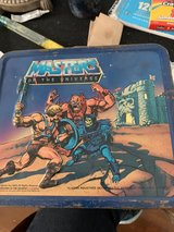 lunch box metal Masters of the universe in Norfolk, Virginia