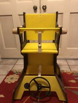 European Convertible High Chair; Plz Read Post in Travis AFB, California