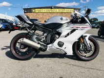 2018 YAMAHA YZF-R6 UNLEADED GAS in Fort Campbell, Kentucky