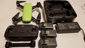 DJI Spark drone with extras in Stuttgart, GE