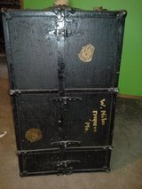 Vintage Steamer chest in Fort Leonard Wood, Missouri