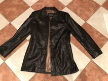 Women's Luxury Leather Coat in Ramstein, Germany