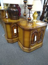 2 Ornate Night Stands in Naperville, Illinois
