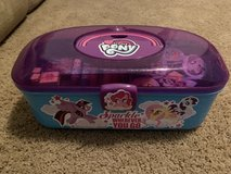 My Little Pony container with markers and stamps in Houston, Texas