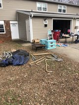 garage sale on post in Hopkinsville, Kentucky