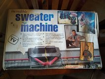 Sweater machine in Fort Leonard Wood, Missouri