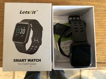 LetsFit Smart Watch (Your Health Tracker) in Alamogordo, New Mexico