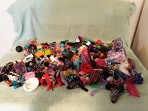 Monster High lot of accessories and playsets in Fort Riley, Kansas