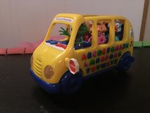 Leap frog abc learning phonics bus in Joliet, Illinois