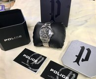 POLICE Mens 24 hour watch - brand new in Okinawa, Japan