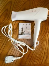 ELLE Paris ceramic  NEW Hairdryer (unwanted gift) in Wiesbaden, GE