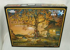Terry Redlin Exclusive Collection Jigsaw Puzzle Twilight Time in St. Charles, Illinois