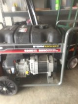 Generator in Fort Campbell, Kentucky