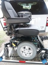 motorized wheel chair/ motorized chair lift at additional cost in Camp Lejeune, North Carolina