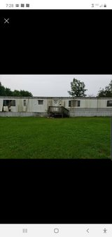 Mobile home in Camp Lejeune, North Carolina
