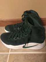 Nike hyperdunk basketball shoes in Chicago, Illinois