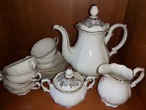 coffee set with 6 cups and saucers in Baumholder, GE
